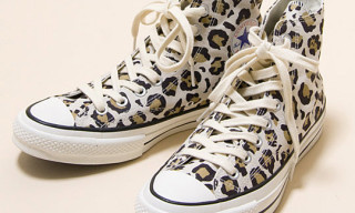 Converse Addict All Star Hi 'Leopard' & All Star Low Summer 2011