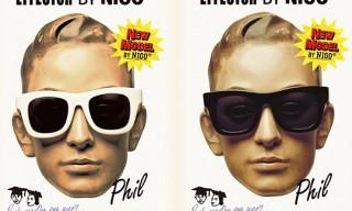 "EFFECTOR by NIGO® 3rd MODEL ""Phil"""