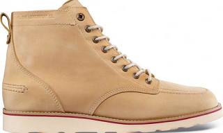 etnies Plus x The Lovewright Co. Califas Boots Fall 2011