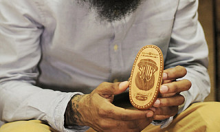 "Good Wood x Stalley ""The Gentleman's Brush"""