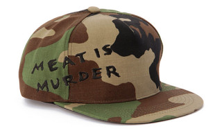 Hectic 'Meat is Murder' Snapback Cap