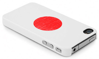 Incase Japan Solidarity Case for iPhone 4