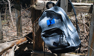 JanSport Right Pack 'Plaid Wool' Fall 2011