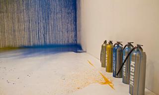 "KRINK x G-Shock ""Spray Paint the Walls"" Exhibit"