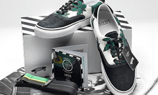"Ludwig Van x Vault by Vans Deadstock Canvas Project ""Mary Janes"""