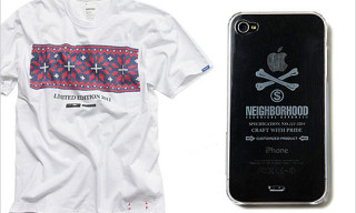 Zozotown x NEIGHBORHOOD Mag Vol. 7 T-Shirts & iPhone 4 Case