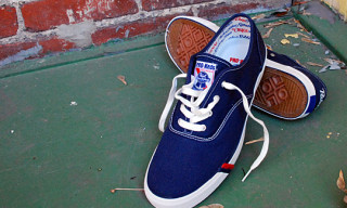 Pabst Blue Ribbon x PRO-Keds Royal CVO