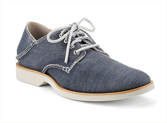 Sperry Top-Sider Oxford Boat Shoe   Highsnobiety