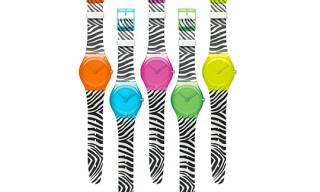 Swatch Gent Original Zebra Watches