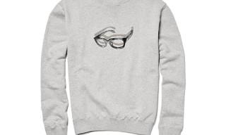 Viktor & Rolf 'Glasses' Crewneck Sweatshirt