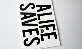 "ALIFE x HIDDEN CHAMPION Special Book Vol.3 ""ALIFE SAVES"""