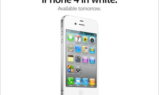 Apple iPhone 4 White Edition Release Announced