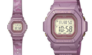 Baby-G x Married to the MOB Watch