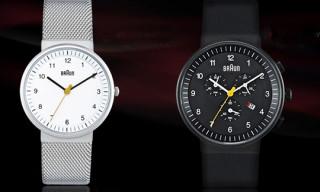 BRAUN Watches and Clocks Return
