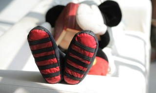 CLOT x Disney 'Mickey Mouse' Room Shoes