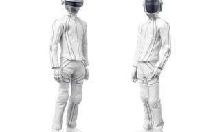 Daft Punk x Medicom Toy x TRON RAH Toys