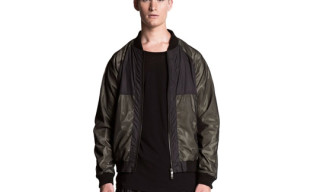 Fifth Avenue Shoe Repair Mesh Bomber