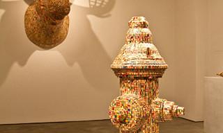 "Haroshi ""Future Primitive"" Exhibition at Jonathan LeVine Gallery – Recap"