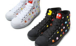 "Mad Foot x Pac-Man ""Mad Pac-Man"" Sneakers"