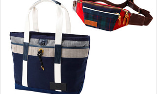 master-piece x Fred Perry Bags Spring/Summer 2011
