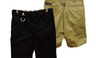 mastermind Japan x Dickies Shorts