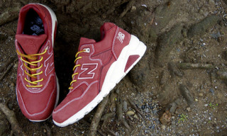 ANDSUNS x HECTIC x mita sneakers New Balance MT580 – A Detailed Look