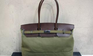 NEXUSVII x Porter Military Jane Bag