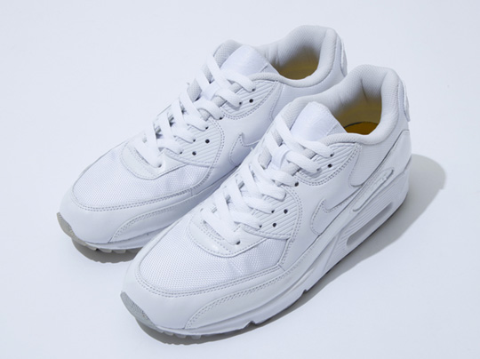 nike air max 90 all white