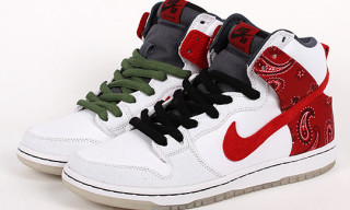"Nike SB Dunk High Premium ""Cheech & Chong"""