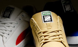 Puma x Undefeated Clyde Canvas Pack