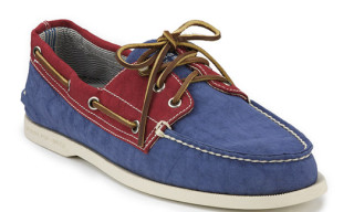 Sperry Top-Sider 3 Eye Boat Shoe by Band of Outsiders