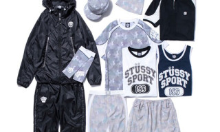 Stussy Sport by ONEHUNDRED ATHLETIC Collection