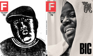 The FADER Issue #73: Notorious BIG