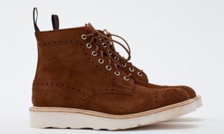 Tricker's for Junya Watanabe Comme des Garcons Desert Boots
