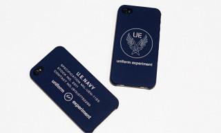 uniform experiment iPhone 4 CASE