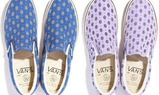 Vans x Beauty & Youth Slip-On