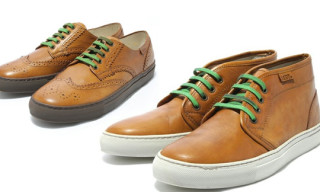Vans Japan Vegetable Tanned Leather Pack