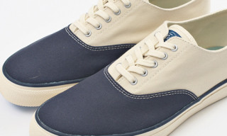 "Victim x Sperry Top-Sider Deck Shoes ""Oxford"""