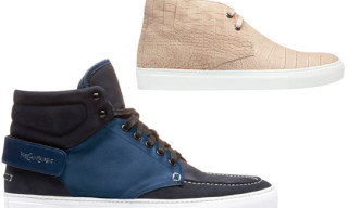 Yves Saint Laurent Spring/Summer 2011 Sneaker Collection