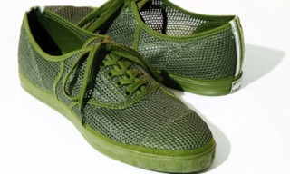 American Rag Cie x Lacoste Mesh Sneaker