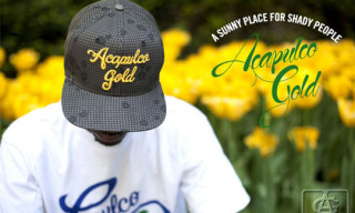 Acapulco Gold Spring 2011 Lookbook
