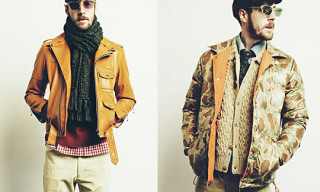 BAL Fall/Winter 2011 Collection Lookbook