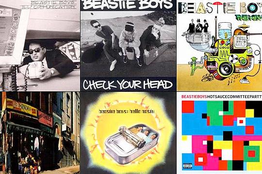 Beastie Boys Дискография Скачать Торрент - фото 11