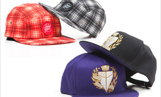 Benny Gold Spring 2011 Hats