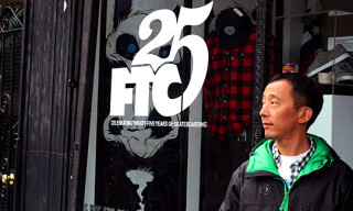 Highsnobiety Feature – 25 Years of FTC