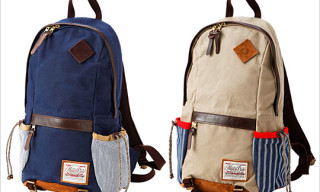 Fred Perry x master-piece Bags Spring/Summer 2011