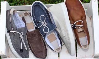 Hyusto Spring/Summer 2011 Footwear