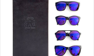 L.G.R. Raw Collection Sunglasses