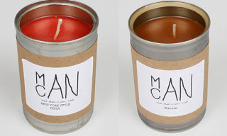 Man-Cans Candles