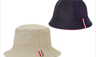 Moncler Gamme Blue Bucket Hats